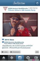 Perez ONI Austin: Guess Eyewear #SeeDifferently Photo Booth at SXSW #54