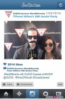 Perez ONI Austin: Guess Eyewear #SeeDifferently Photo Booth at SXSW #56