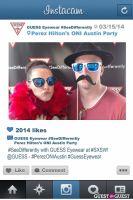 Perez ONI Austin: Guess Eyewear #SeeDifferently Photo Booth at SXSW #57