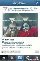 Perez ONI Austin: Guess Eyewear #SeeDifferently Photo Booth at SXSW #58