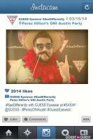 Perez ONI Austin: Guess Eyewear #SeeDifferently Photo Booth at SXSW #60