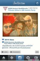 Perez ONI Austin: Guess Eyewear #SeeDifferently Photo Booth at SXSW #62