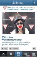 Perez ONI Austin: Guess Eyewear #SeeDifferently Photo Booth at SXSW #66
