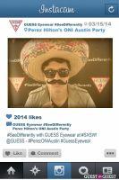 Perez ONI Austin: Guess Eyewear #SeeDifferently Photo Booth at SXSW #67