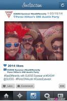 Perez ONI Austin: Guess Eyewear #SeeDifferently Photo Booth at SXSW #68