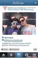 Perez ONI Austin: Guess Eyewear #SeeDifferently Photo Booth at SXSW #70