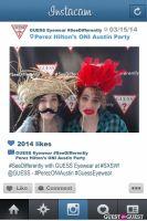 Perez ONI Austin: Guess Eyewear #SeeDifferently Photo Booth at SXSW #71