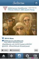 Perez ONI Austin: Guess Eyewear #SeeDifferently Photo Booth at SXSW #72