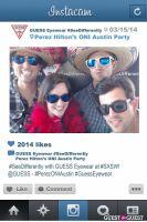 Perez ONI Austin: Guess Eyewear #SeeDifferently Photo Booth at SXSW #73