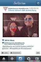 Perez ONI Austin: Guess Eyewear #SeeDifferently Photo Booth at SXSW #74