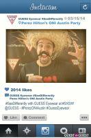 Perez ONI Austin: Guess Eyewear #SeeDifferently Photo Booth at SXSW #76