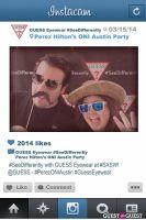 Perez ONI Austin: Guess Eyewear #SeeDifferently Photo Booth at SXSW #77