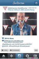 Perez ONI Austin: Guess Eyewear #SeeDifferently Photo Booth at SXSW #78