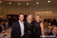 Guggenheim Works and Process Gala 2014 #7
