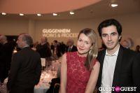 Guggenheim Works and Process Gala 2014 #16