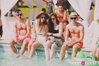 Coachella: LACOSTE Desert Pool Party 2014 #29