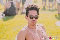 Coachella: LACOSTE Desert Pool Party 2014 #64