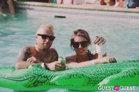 Coachella: LACOSTE Desert Pool Party 2014 #84