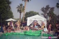 Coachella: LACOSTE Desert Pool Party 2014 #111