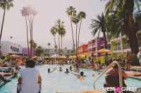 Coachella: DJ Harvey Presents Cool in The Pool at The Saguaro Desert Weekender (Hosted by 47 Brand, Reyka Vodka, Core Power Yoga, & Hornitos) #7