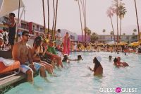 Coachella: DJ Harvey Presents Cool in The Pool at The Saguaro Desert Weekender (Hosted by 47 Brand, Reyka Vodka, Core Power Yoga, & Hornitos) #48