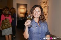 IvyConnect Art Gallery Reception at Moskowitz Gallery #28