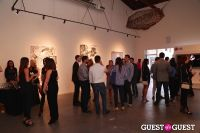 IvyConnect Art Gallery Reception at Moskowitz Gallery #30