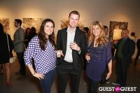 IvyConnect Art Gallery Reception at Moskowitz Gallery #35