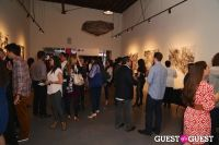 IvyConnect Art Gallery Reception at Moskowitz Gallery #42