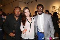 IvyConnect Art Gallery Reception at Moskowitz Gallery #88