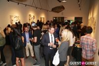 IvyConnect Art Gallery Reception at Moskowitz Gallery #90