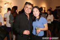 IvyConnect Art Gallery Reception at Moskowitz Gallery #93