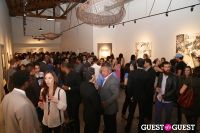 IvyConnect Art Gallery Reception at Moskowitz Gallery #98