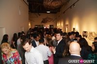 IvyConnect Art Gallery Reception at Moskowitz Gallery #99