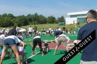 3rd Annual Extreme Recess: Football Camp with Tyler Polumbus Kids Outreach #7