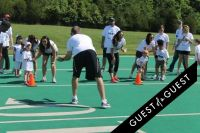 3rd Annual Extreme Recess: Football Camp with Tyler Polumbus Kids Outreach #13
