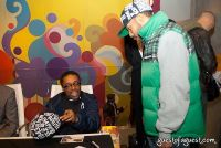 Spike Lee hosts Design for Obama Book Party #19