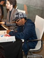 Spike Lee hosts Design for Obama Book Party #20