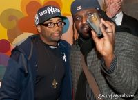 Spike Lee hosts Design for Obama Book Party #22