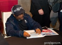 Spike Lee hosts Design for Obama Book Party #23