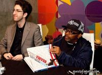 Spike Lee hosts Design for Obama Book Party #35