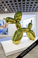 Jeff Koons: A Retrospective Opening Reception #58