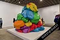Jeff Koons: A Retrospective Opening Reception #63