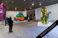 Jeff Koons: A Retrospective Opening Reception #65