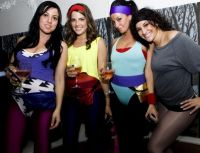 Bagatelle Brunch-Halloween #46