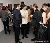 Garrett Pruter - Mixed Signals exhibition opening #115