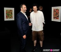 FLATT Magazine Closing Party for Ryan McGinness at Charles Bank Gallery #186