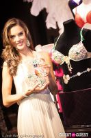Victoria's Secret Angel Alessandra Ambrosio Reveals the Floral Fantasy Bra by Lodon Jewelers #8