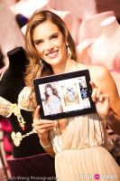 Victoria's Secret Angel Alessandra Ambrosio Reveals the Floral Fantasy Bra by Lodon Jewelers #17