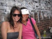 Alexandra Ebeling, Stephanie Wei